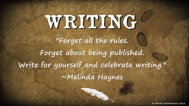 Haynes Writing