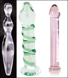 Glass Toys