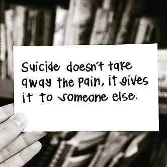 SuicidePain